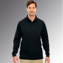 "Polo shirt ""PIQUÉ"" unisex long sleeve"