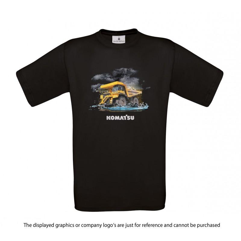 T shirt met full color print duijts textiles for Full t shirt printing