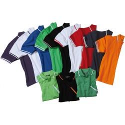 "DTC Polo shirt ""TWO-TONE"""