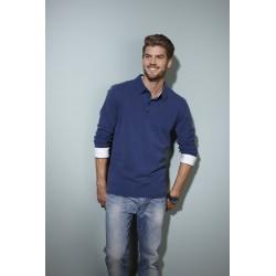 """DTC Polo shirt """"MODERN PIQUÉ"""" longsleeve"""