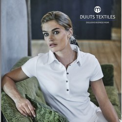 DTC Pima Cotton Business Polo LADYLINE