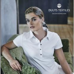 DTC Pima Cotton Business Polo LADYLINE