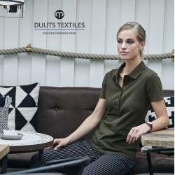 DTC Luxury Stretch Business Polo LADYLINE
