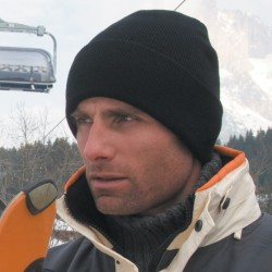 "Ski Hat ""WOOL"""