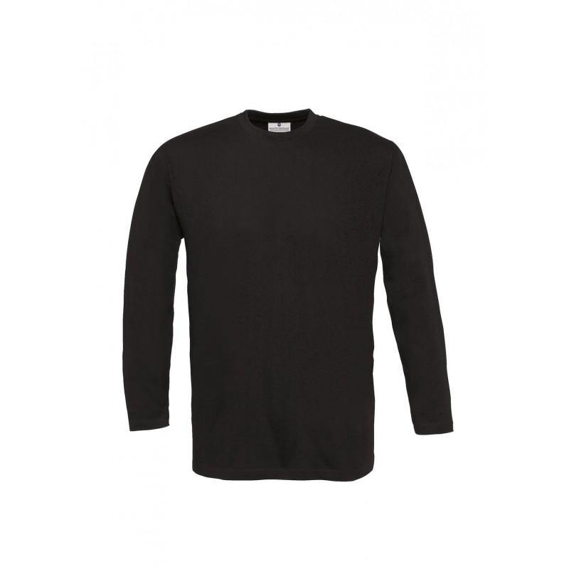 Manches Courtes L/éger Col V ou Rond Lot de 2 S/échage Rapide DANISH ENDURANCE T-Shirt pour Homme Super Doux