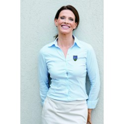 "Ladies shirt ""POPLIN"" long sleeve"