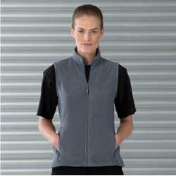 "Fleece Vest ""OUTDOOR"" Ladyline"