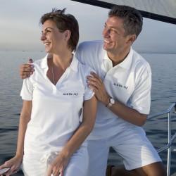 """Polo shirt """"PRINCIPIO MILANO"""" unisex"""