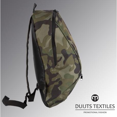 DTC Rugzak Travel - Camouflage