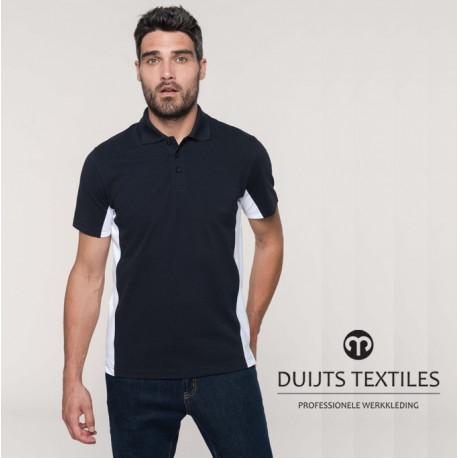 "DTC Polo shirt ""DUO"" Unisex"