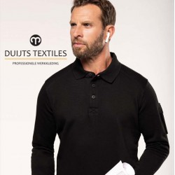 DTC Polo Collar Sweatshirt