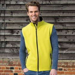 "Softshell Vest ""RESULT"""